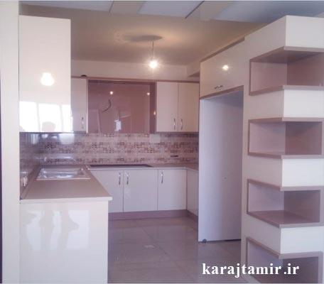 ساخت کابینت آشپزخانه در کوی امامیه