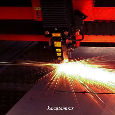 لیزر برش برای فلزات